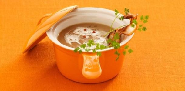 суп чечевица с беконом